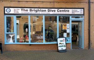 The BDC shopfront!